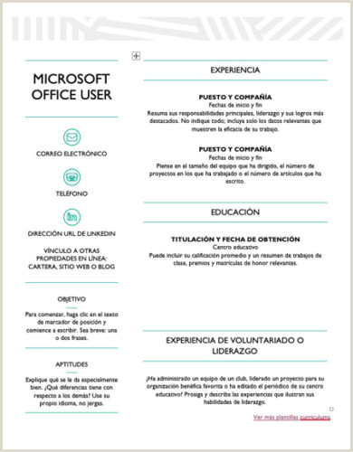 Curriculum Vitae Para Completar Gratis Descargar ▷ Curriculum Vitae Plantilla Word