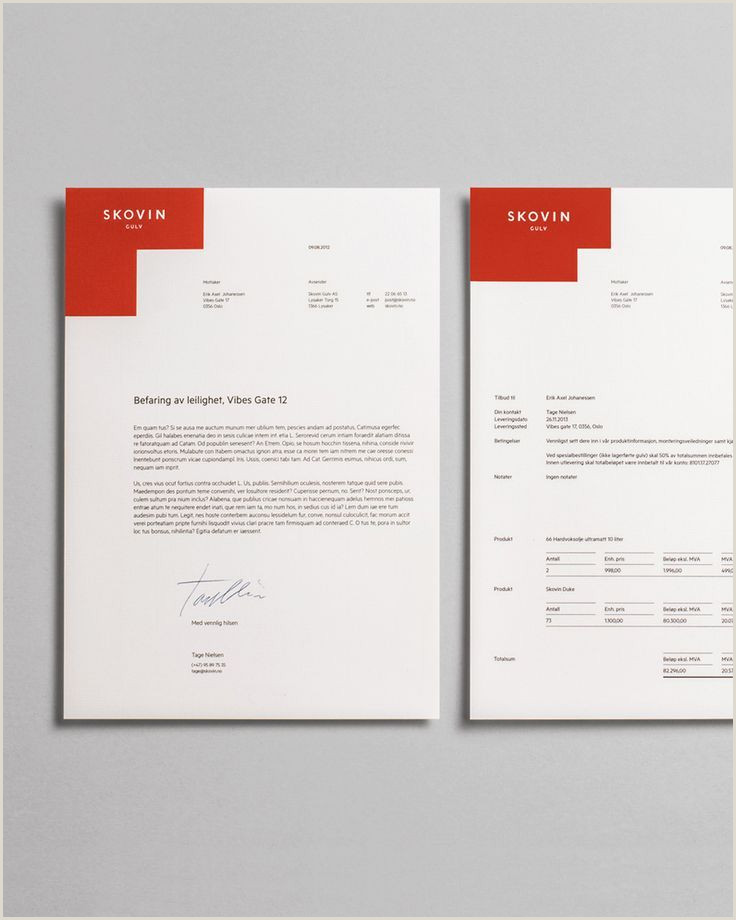 Curriculum Vitae Para Imprimir Y Llenar A Mano Dise±o De Facturas 50 Ejemplos Para Inspirarte