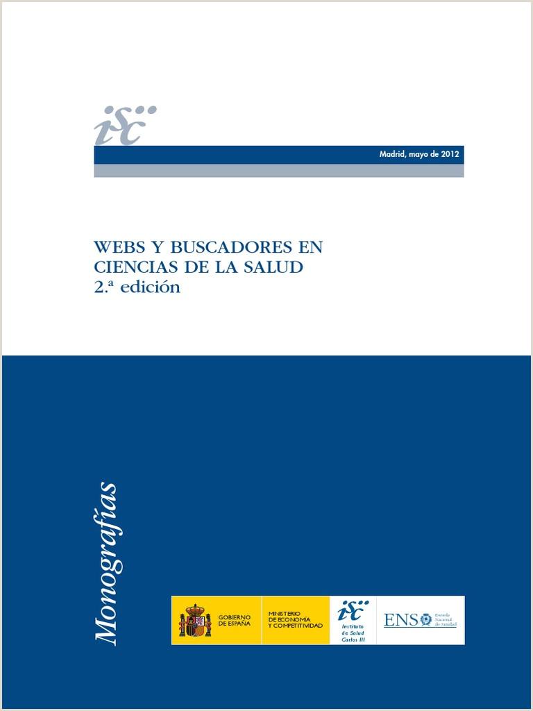 WEBS Y BUSCADORES EN CIENCIAS DE LA SALUD pdf