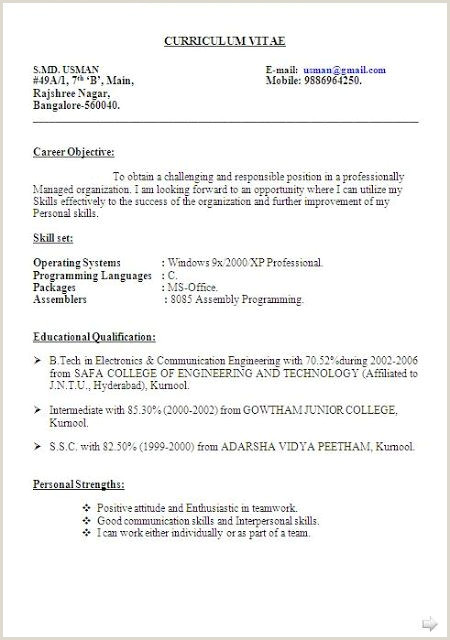 best resume objective statement free Sample