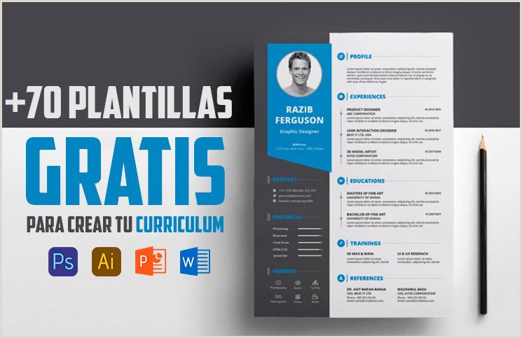 Curriculum Vitae Para Rellenar Argentina Gua】¿c³mo Hacer Un Curriculum Vitae ➤ Plantillas Para Cv