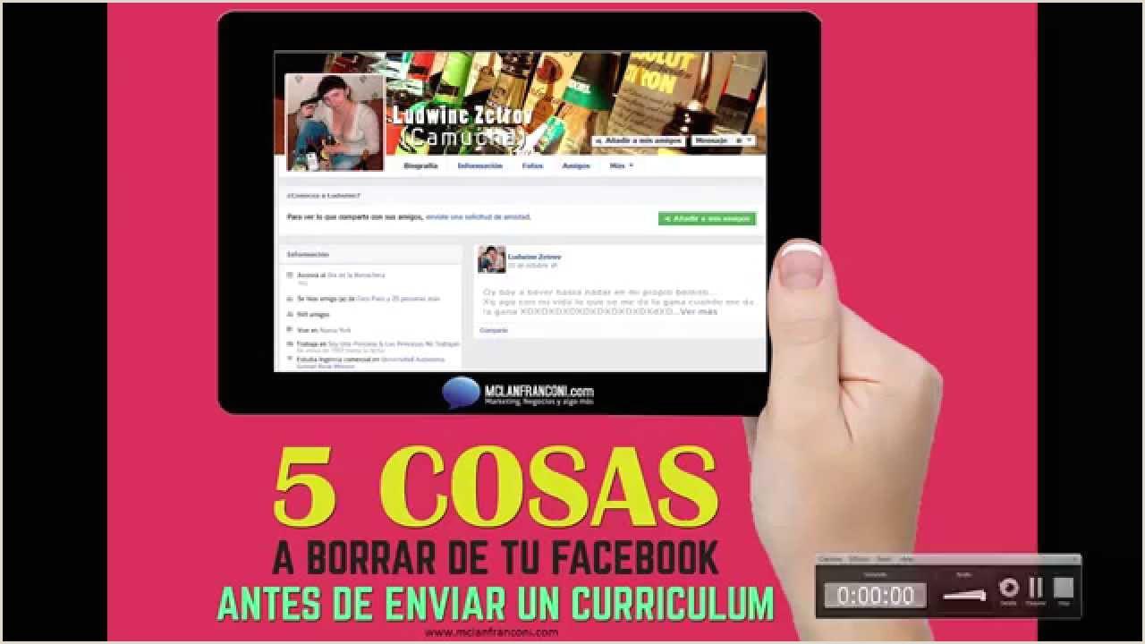 Curriculum Vitae Para Rellenar Bolivia Gua】¿c³mo Hacer Un Curriculum Vitae ➤ Plantillas Para Cv