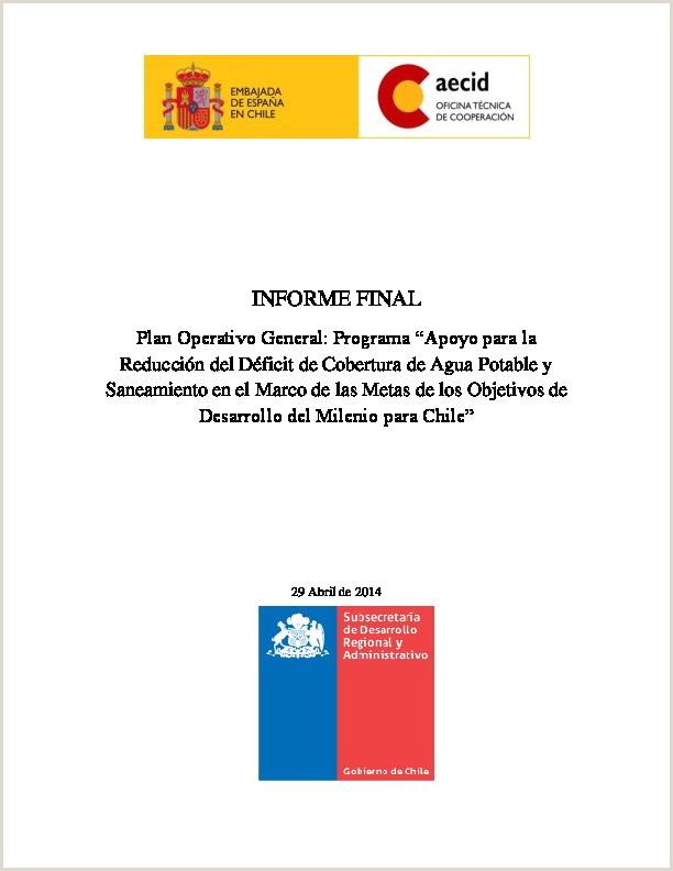 Plan Operativo General pog Poa2014 Del Fcas ID