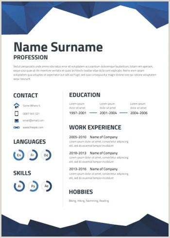 Curriculum Vitae Para Rellenar Descargar Gratis 11 Modelos De Curriculums Vitae 10 Ejemplos 21 Herramientas