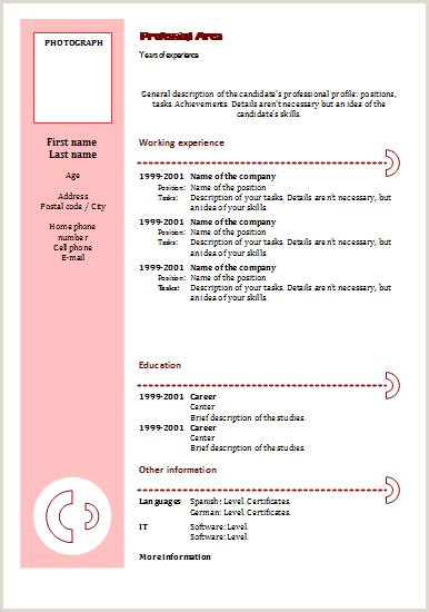 Curriculum Vitae Para Rellenar En Blanco Imprimir Curriculum Vitae Baratos Fotocopias Baratas