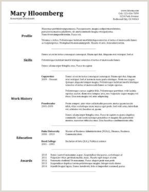 Curriculum Vitae Para Rellenar Más De 400 Plantillas De Cv Y Cartas De Presentaci³n Gratis