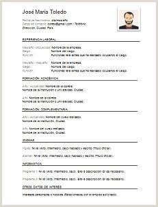 Curriculum Vitae Plantilla Para Rellenar Word Plantillas Curriculum Vitae En Word Para Rellenar Gratis