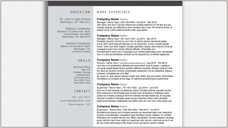 Curriculum Vitae Samples Word Download Gratis Le Meilleur De 30 Cv Senior Gratuit A Telecharger Fond D écran