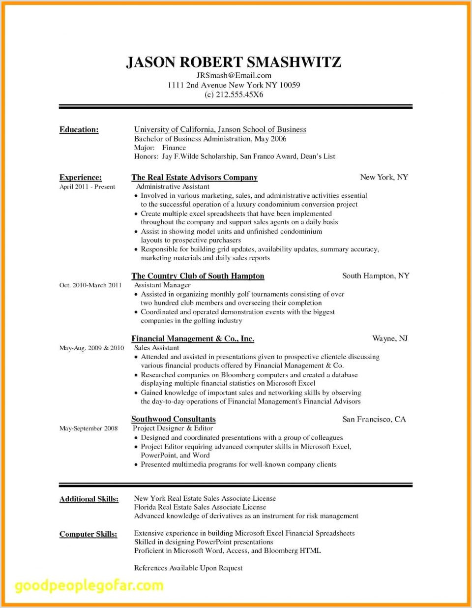 Curriculum Vitae Samples Word Nurse Resume Sample Monster Cv Tem