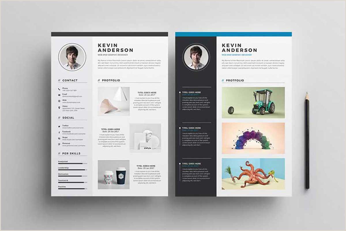Curriculum Vitae Simples Online 27 Maquettes De Cv Utiles Pour Créer Un Cv Professionnel