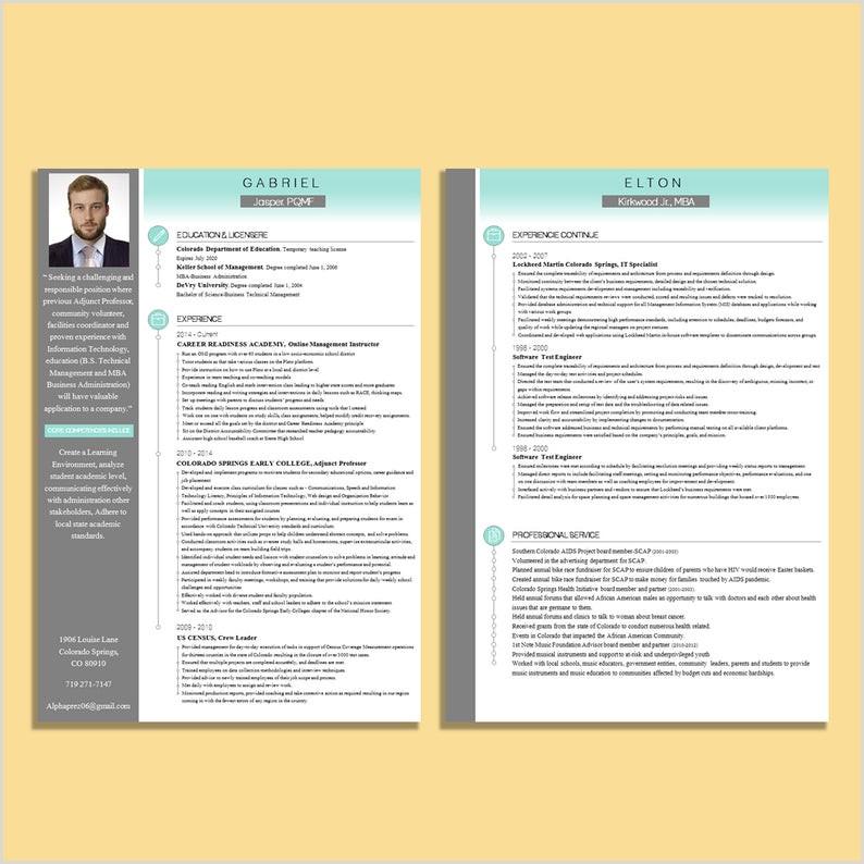 Curriculum Vitae imprimible Curriculum profesional Solicitud de empleo profesional Dise±o CV para imprimir