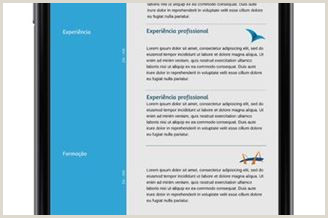 Curriculum Vitae Simples Para Preencher Curriculum Vitae Download Para iPhone Em Portuguªs Grátis