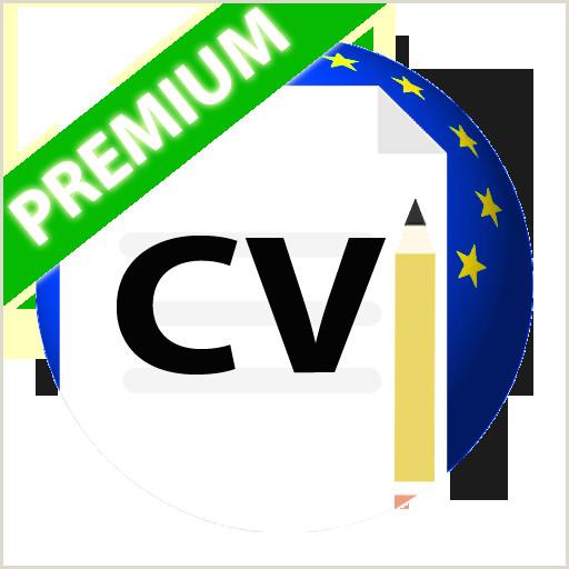 Curriculum vitae europeu PREMI Aplikacije na Google Playu