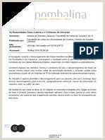 Curriculum Vitae Simples Preenchido as Humanidades Greco Latinas E A Civiliza‡ƒo Do Universal Pdf