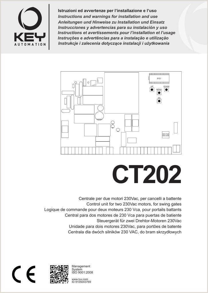 کاتالوگ نصب برد CT 202