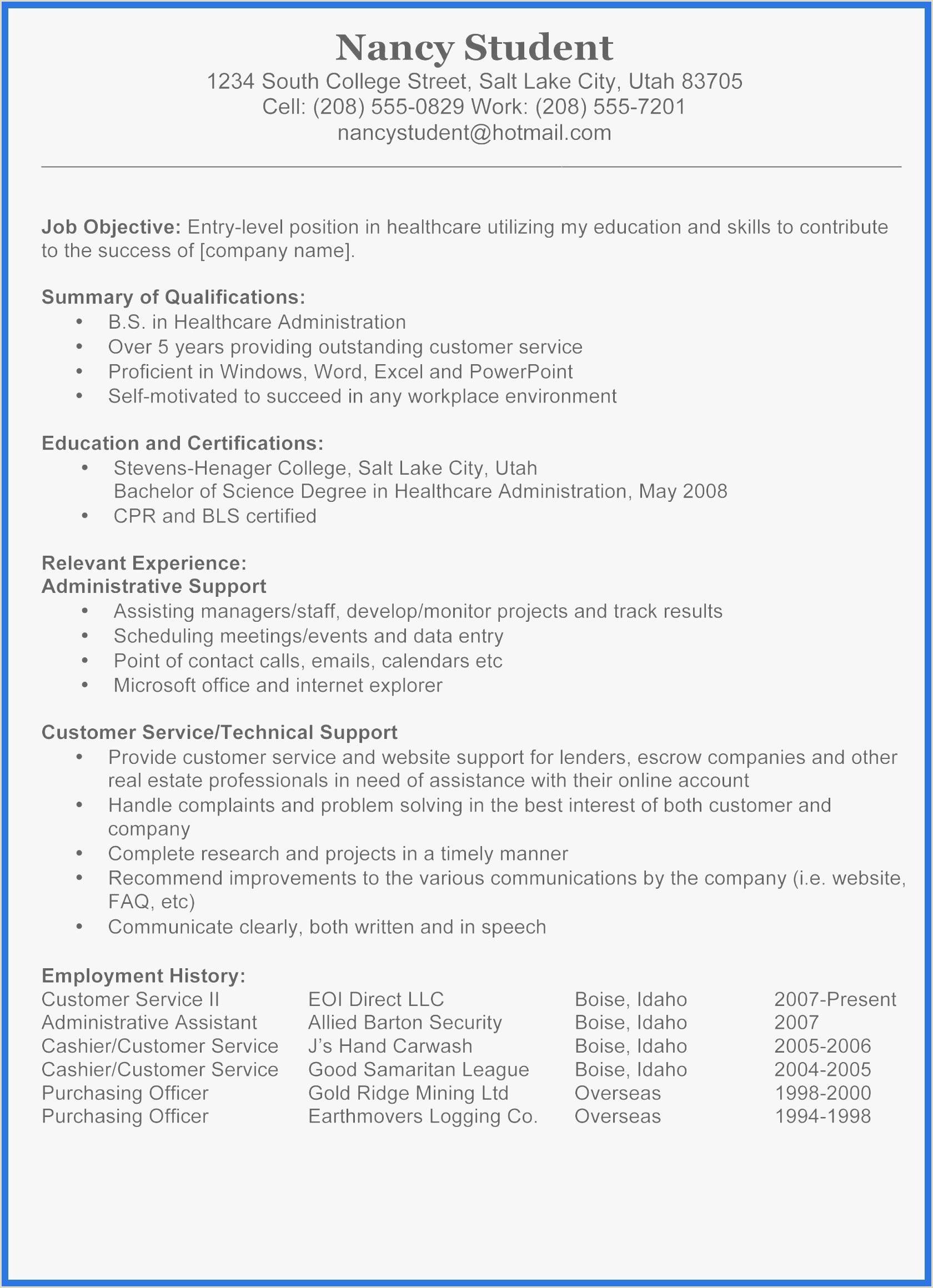 Customer Service associate Job Description Resume Free Powerpoint Templates for Cv Prestigious Resume Template