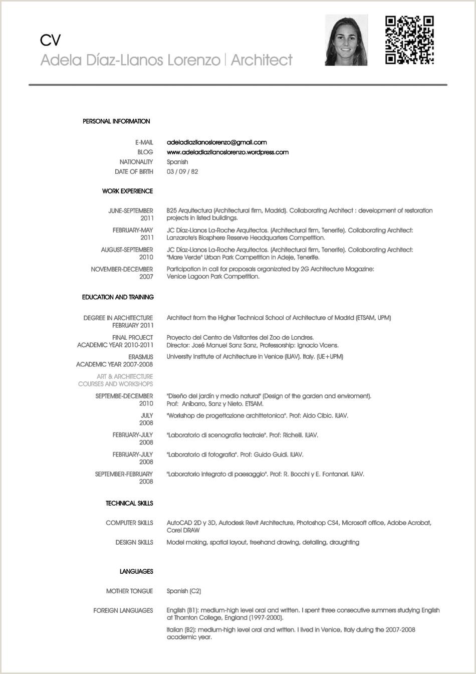 Cv Europass format Svenska Curriculum Vitae Pattern Zoroaggs