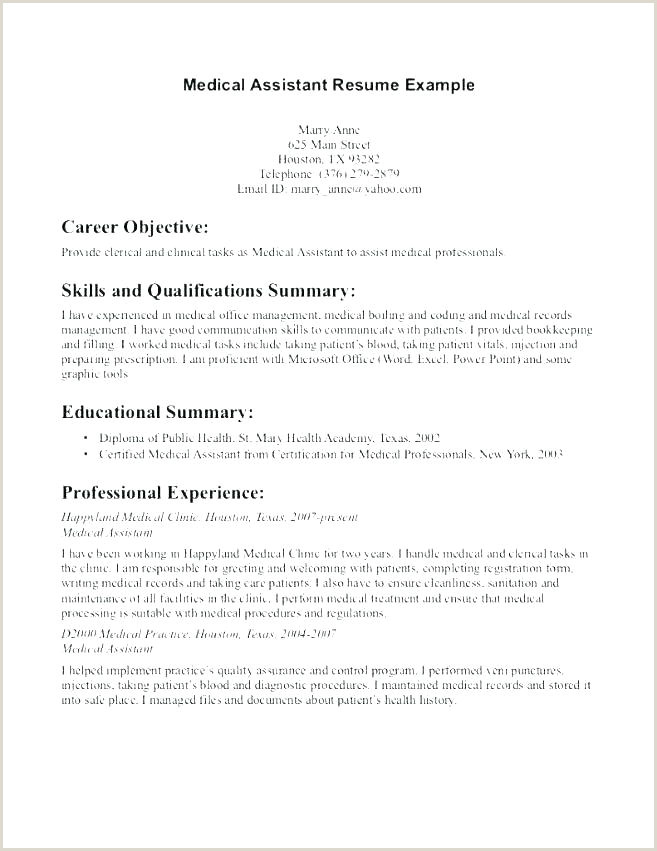 Cv Example for Office Job Job Cv Template Resume Word for First – Jonandtracy