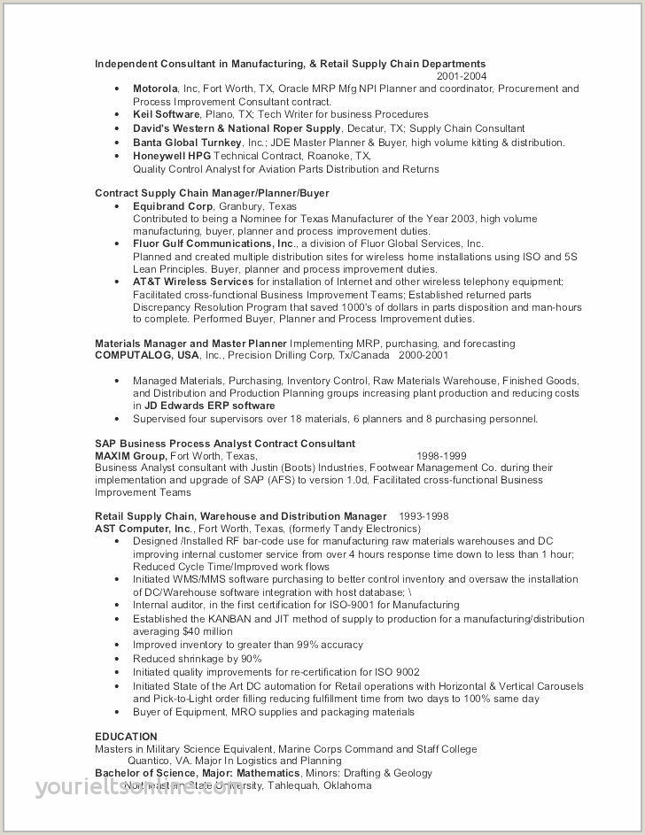 Cv Example for Warehouse Job Resumes for Warehouse Jobs Examples Warehouse Job Resume New