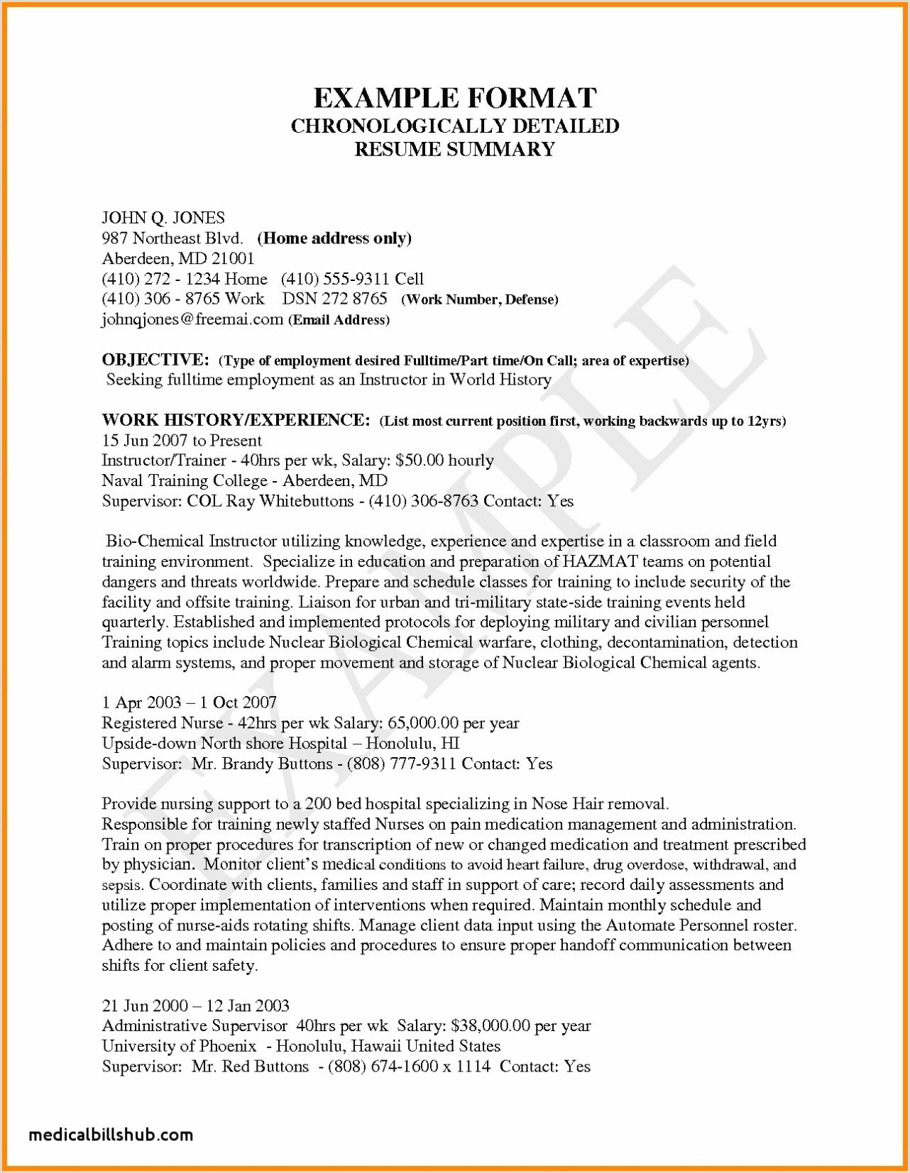 Cv Examples for First Job 10 Examples Of Teenage Resumes for First Job