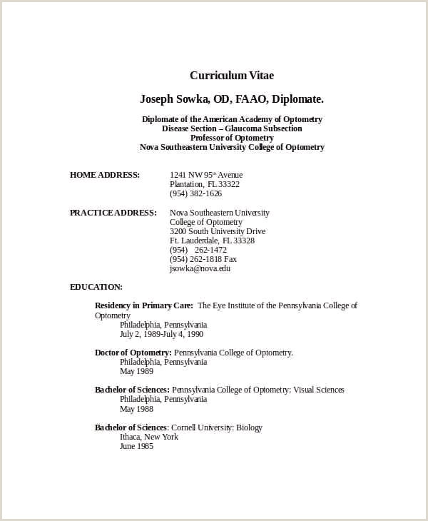 Cv Examples for First Job First Time Job Resume Template New Resume First Job Fresh