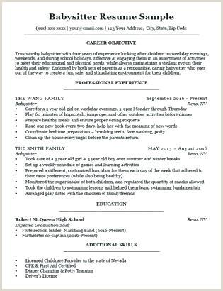 Resume for Job Application Pdf Best Job Resume Template Pdf