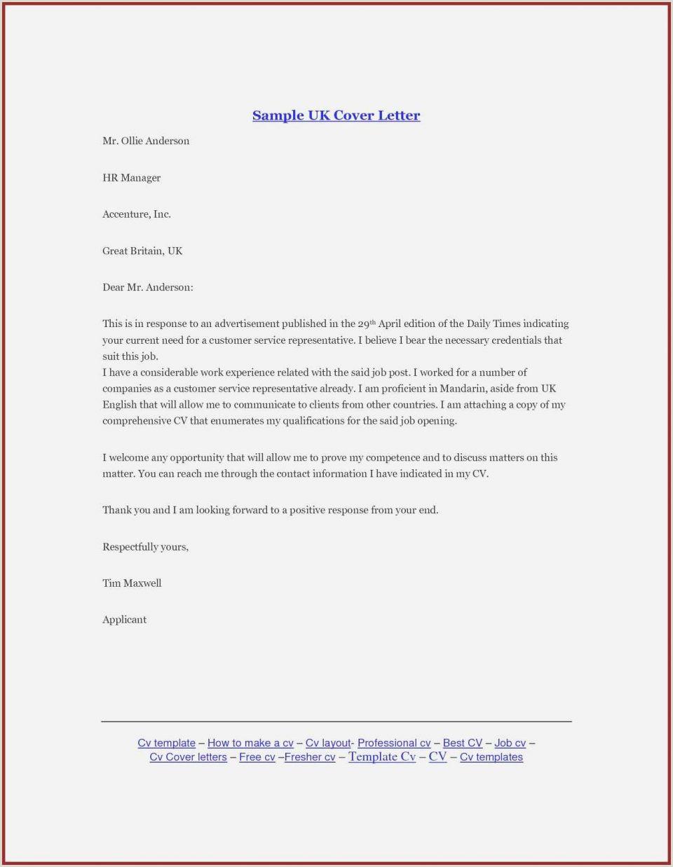 Cv format for A Job Tips for formatting A Cover Letter Resume formal format Uk