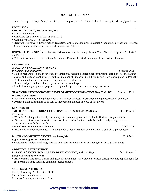 Modele Cv assistant mercial Nouveau New Cv Template