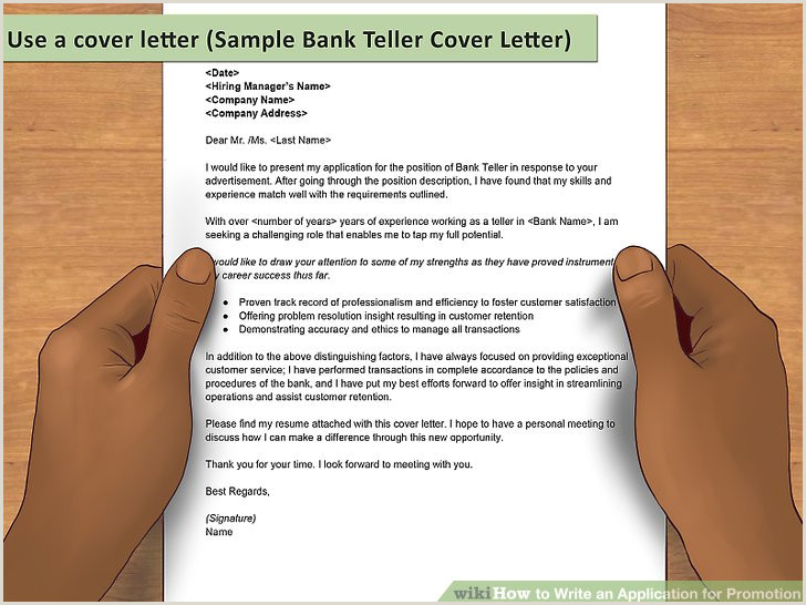Cv Format For Bank Job In Bangladesh How To Write An Application For Promotion With