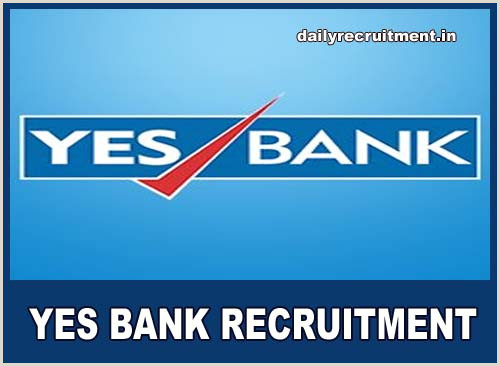 Cv format for Bank Job In India Yes Bank Recruitment 2019 Apply for Latest Chennai Jobs
