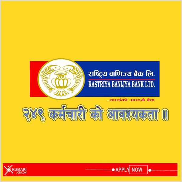 Cv Format For Bank Job In Nepal राष्ट्रिय बाणिज्य बैंकठा २४९