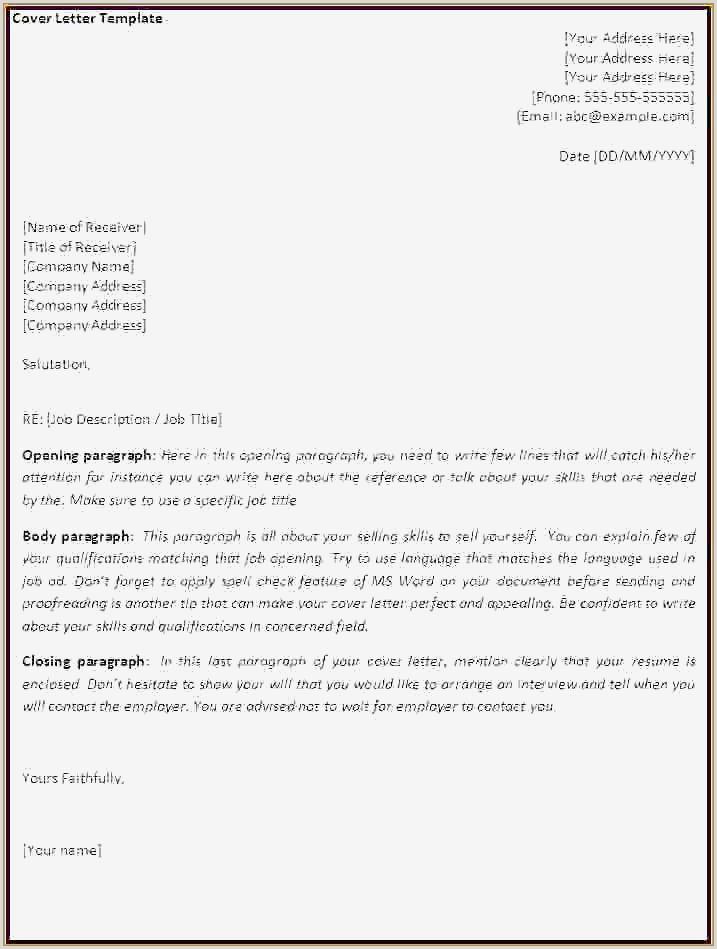 Cv format for Company Job Meilleur Template De Cv Word Modele De Lettre