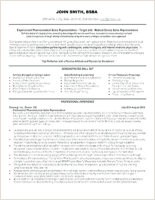 Cv Format For Doctor Job Resume Template For Sales Job