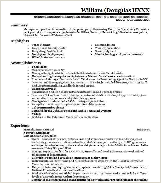 Cv format for Engineering Job In Bangladesh Network Engineer Resume Sample Technical Resumes