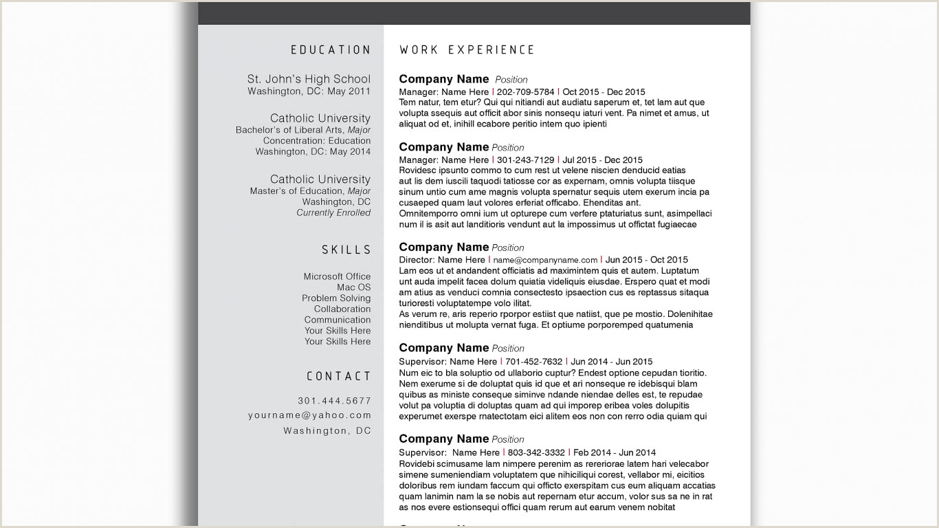 Cv Format For Engineering Job Mechanical Engineering Resume Sample