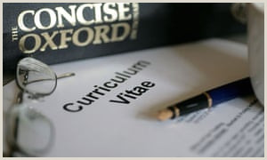 Cv format for foreign Job Academic Cvs 10 Irritating Mistakes Education