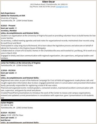 Cv format for foreign Job Resume Samples