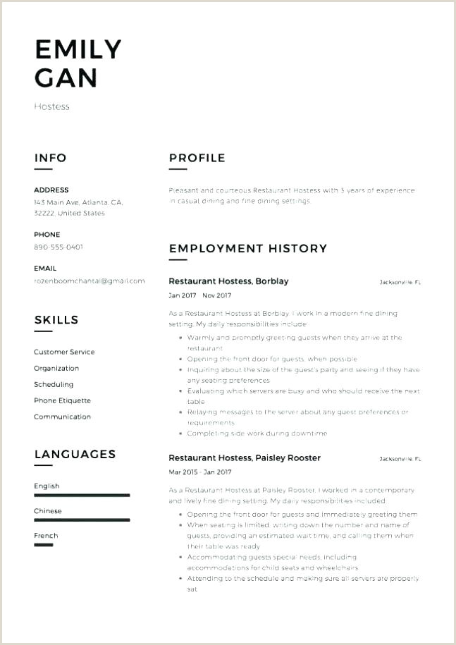 Cv format for Fresher Air Hostess Party Hostess Sample Resume – Podarki