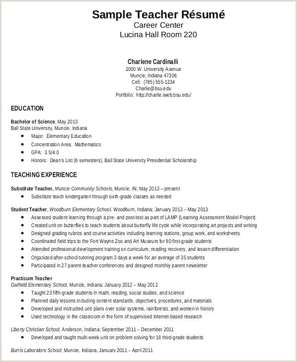 Cv format for Fresher School Teacher Sample Resume for Teachers without Experience