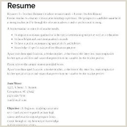 Cv Format For Fresher Teachers Doc Teacher Resume Template Doc – 29 Basic Teacher Resume