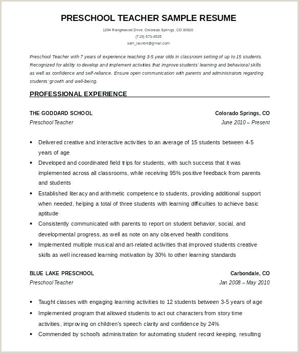 Cv Format For Fresher Teachers In India Plain Basic Resume Template Format In Word Download Simple