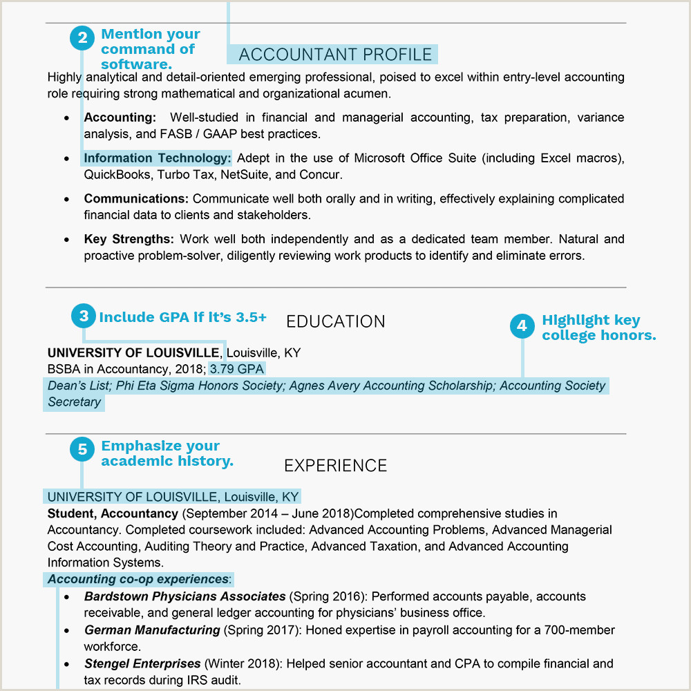 Cv Format For Freshers Bcom Graduates College Student Grad Resume Examples And Writing Tips