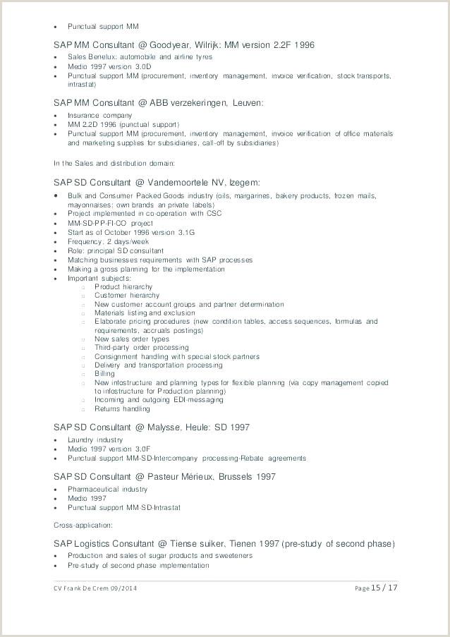 Cv Format For Gulf Job Sap Cv Template – Hitachicustomersupportfo
