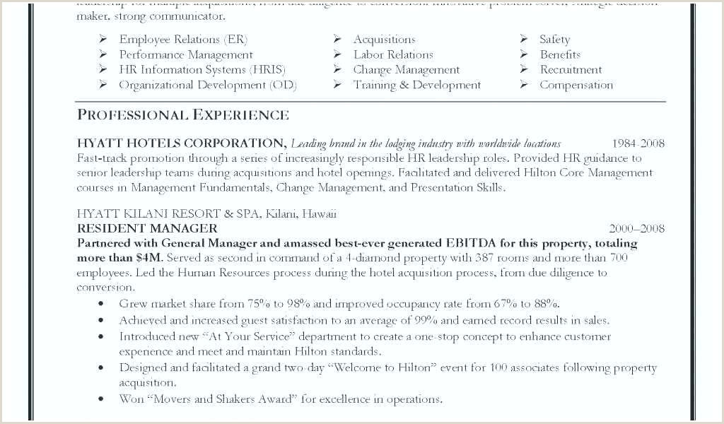 Cv format for Hospital Job Sample Housekeeping Resume Template for Hospital Jobs