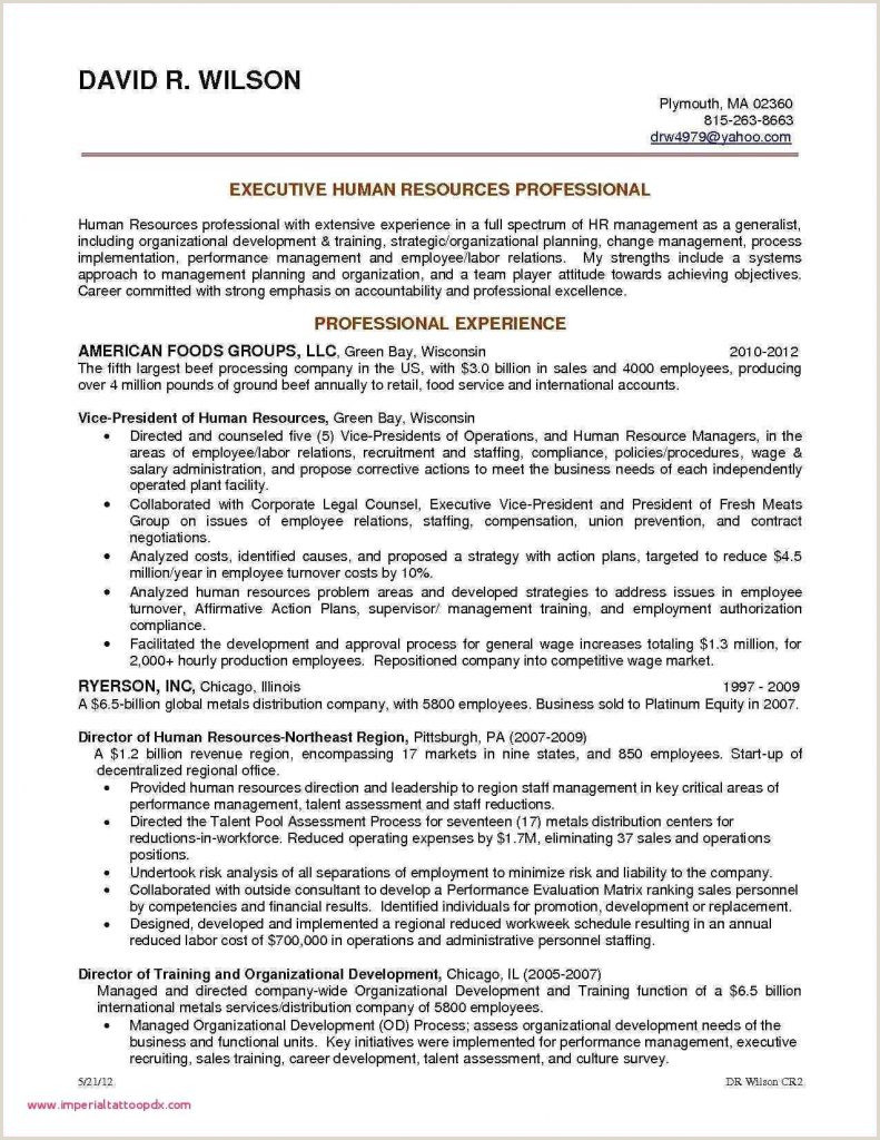Cv Format For Hotel Job Hotel Assistant General Manager Resume Examples Free Sample