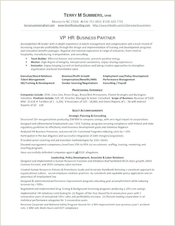 Cv format for Hotel Job Job Cv Template