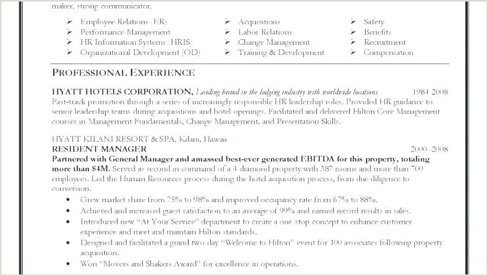 Cv format for Hotel Job Resume for Cleaning Job – Joefitnessstore