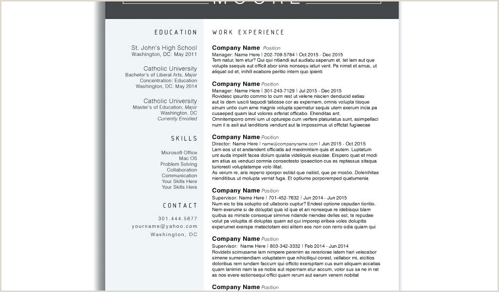 Cv format for Job Application Free Download Free Able Resume Templates – Growthnotes