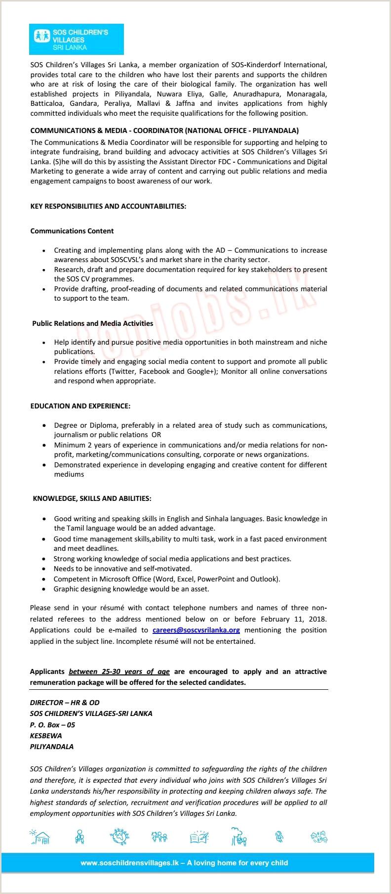 Cv format for Job Application Sri Lanka Mod Le Cv Moderne Archives Iulitte
