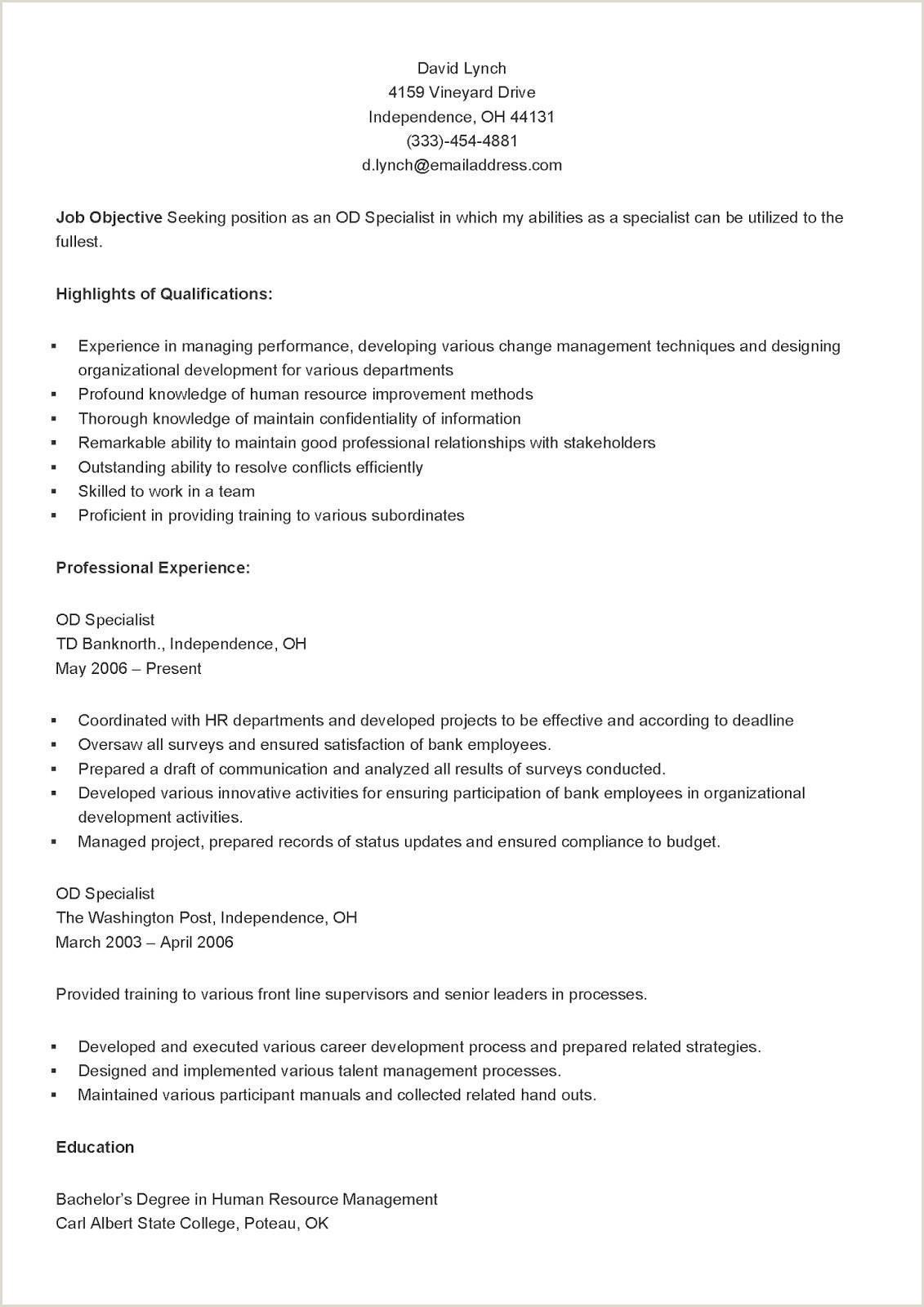 Cv Format For Job Change Resume For A Pany Template – Kizi Games
